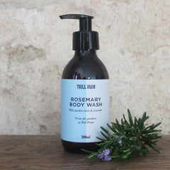 ROSEMARY BODY WASH, 200ml