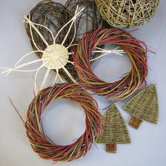 WILLOW DECORATIONS