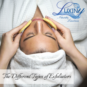 Different Types of Exfoliators