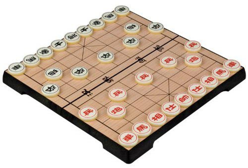 Chinese Chess Travel Magnetic Set by Yellow Mountain Imports