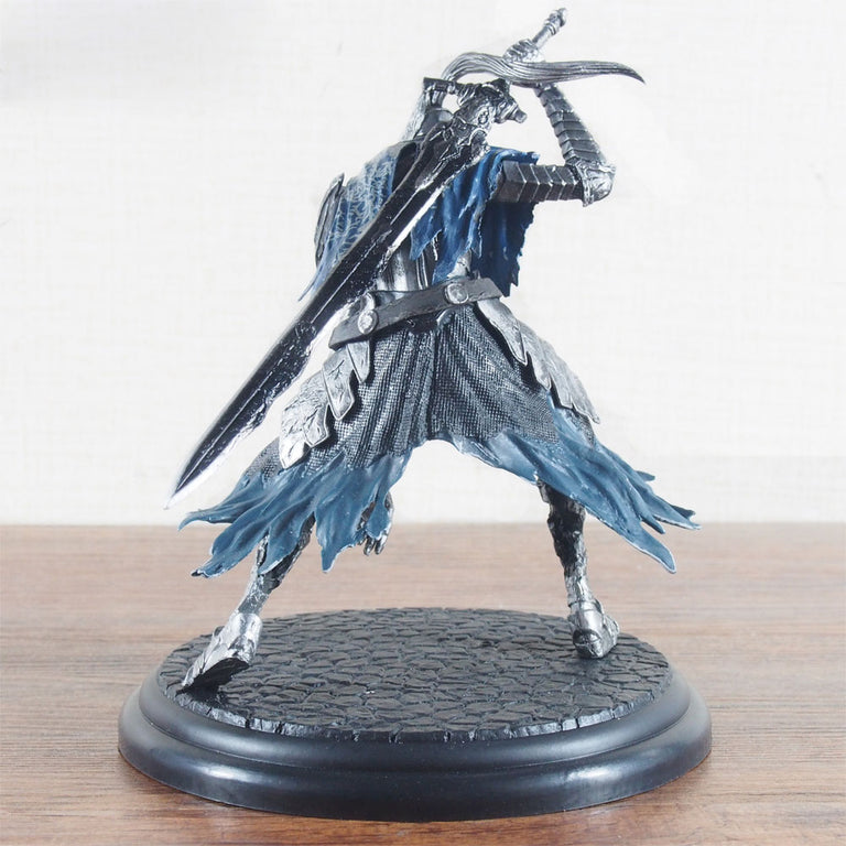 Dark Souls Game PVC Figure Toy Faraam Knight Artorias The Abysswalker 2 Styles Collectible Model Cartoon Toy Model Gift