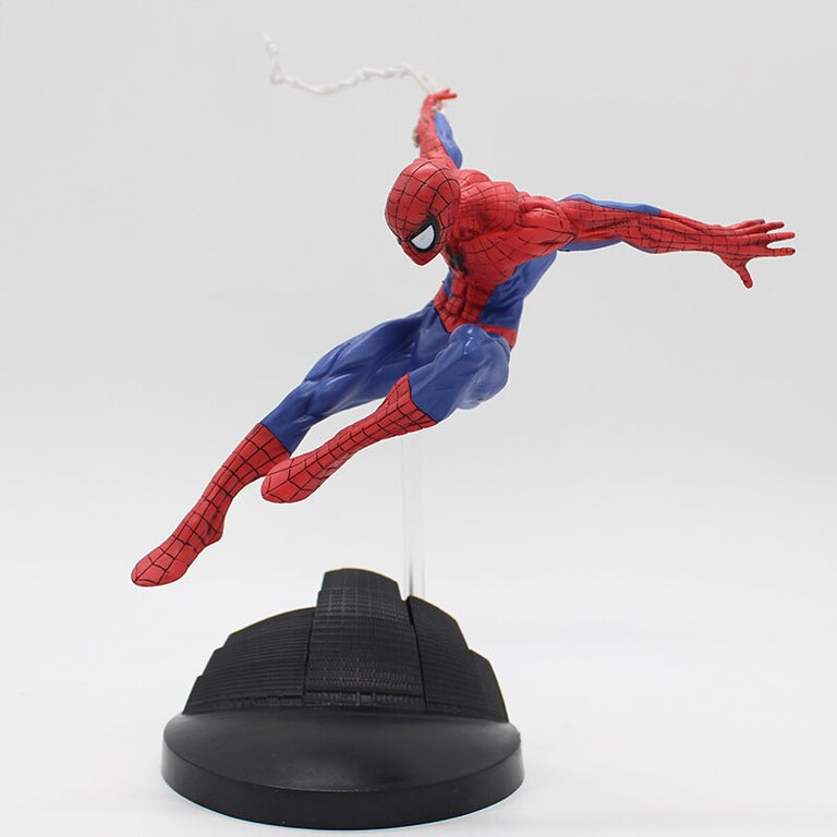 Spiderman PVC Toys Figure 15cm Series Spider Man Action Figure Model Toy Collectible Cartoon Toy For Gift