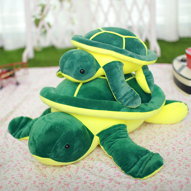 Plush Tortoise Toy Stuffed Animals Lovely Soft Toy Turtle Peluche Plush Pillow Staffed Cushion for Girls Vanlentine's Day Gift