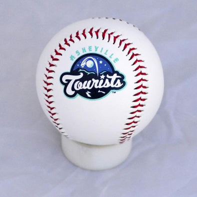 Asheville Tourists Primary Logo Baseball