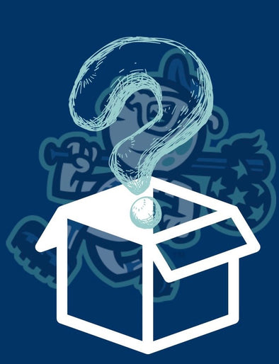 The Asheville Tourists Mystery Box