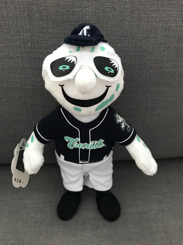 The Asheville Tourists Mr. Moon Plush Doll