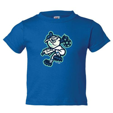 Asheville Tourists Toddler Royal Mr. Moon