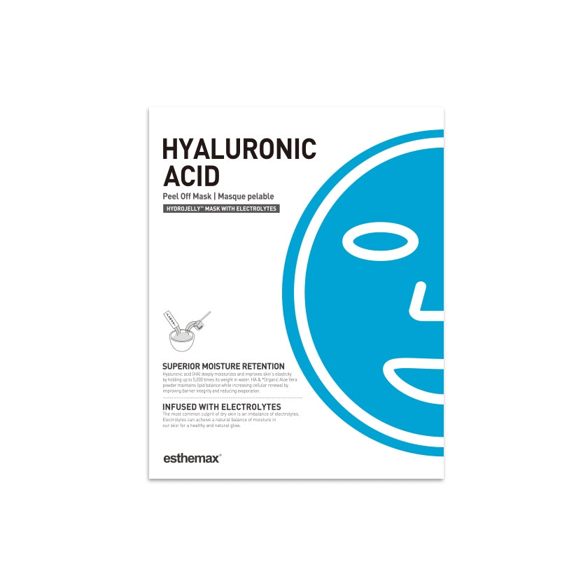 HYALURONIC ACID HYDROJELLY™ MASK - Exquisite Blinks by V.