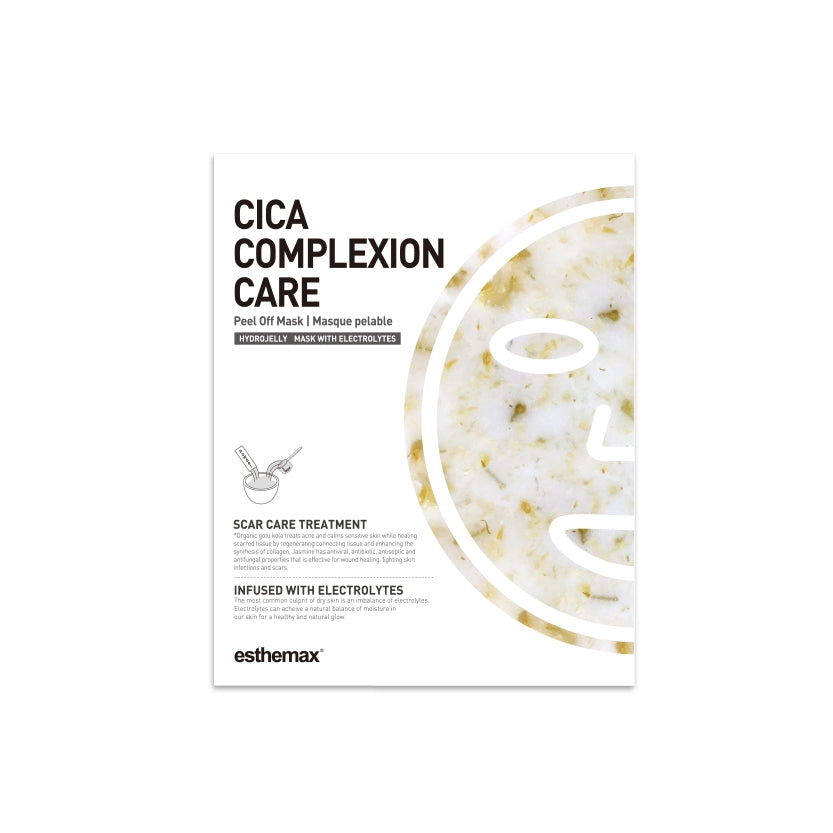 CICA COMPLEXION CARE HYDROJELLY™ MASK - Exquisite Blinks by V.