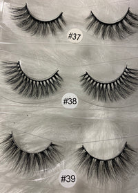 Mesh Pack Lashes - Exquisite Blinks by V.