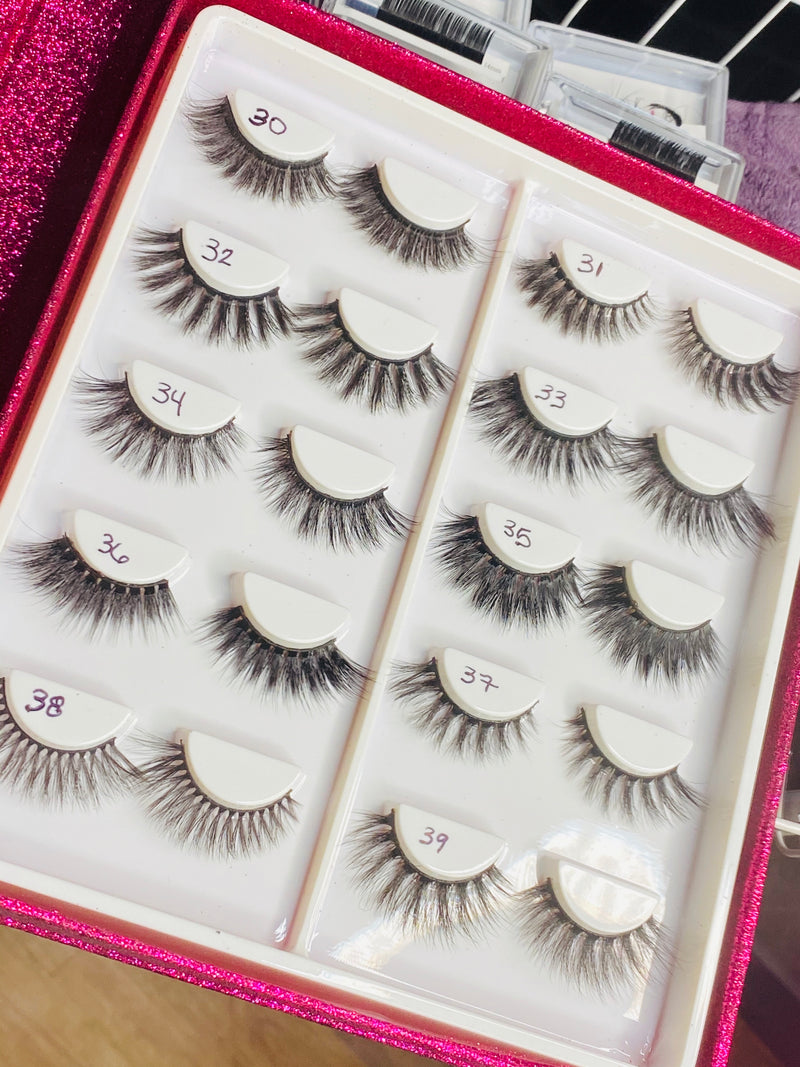 Mesh Pack Lashes