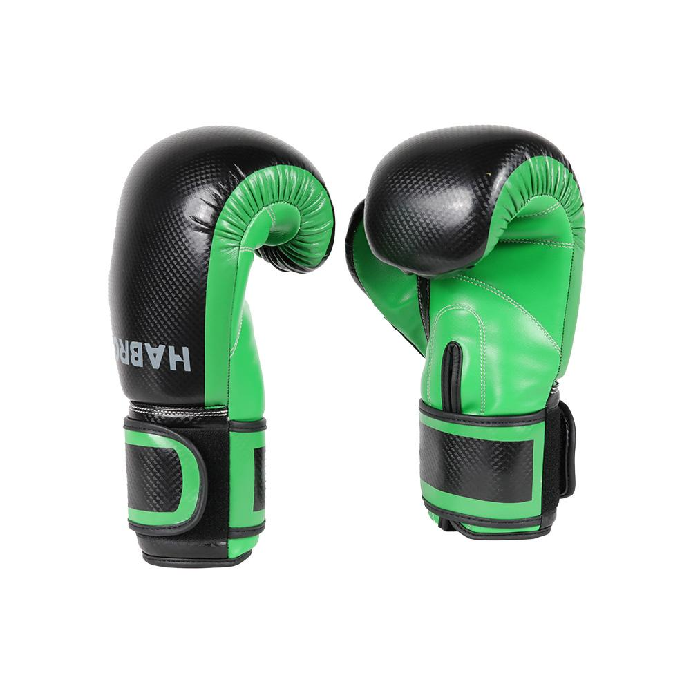 Habrok Boxing Gloves 14oz / Green XT 2.0  | Boxing Gloves | Habrok | MMA | Muay Thai | Green