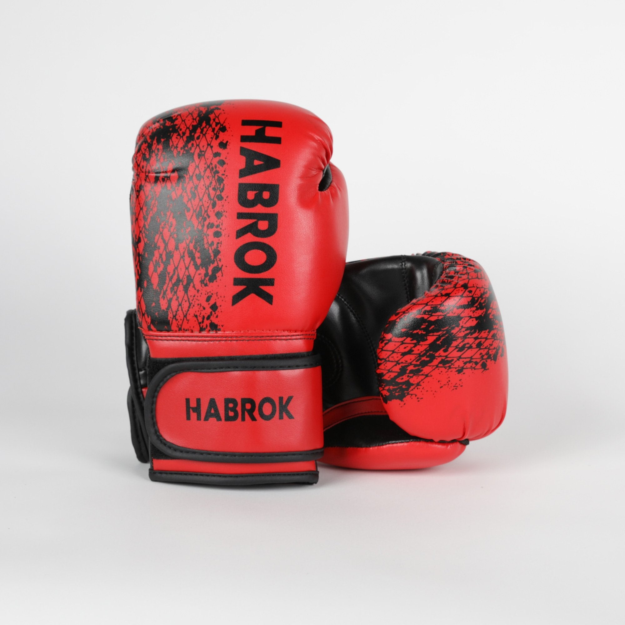 Habrok Boxing Gloves 4oz / RED X1 | Boxing Gloves | Kids | Habrok | Red