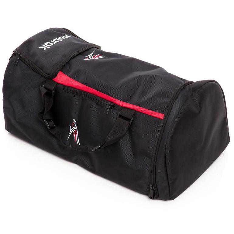 Habrok Gear Bag BLACK Pugnator Pro Comp | Hybrid MMA | BJJ | Gear Bag | 50L MMA Gear Bag | BJJ Gear Bag | Habrok