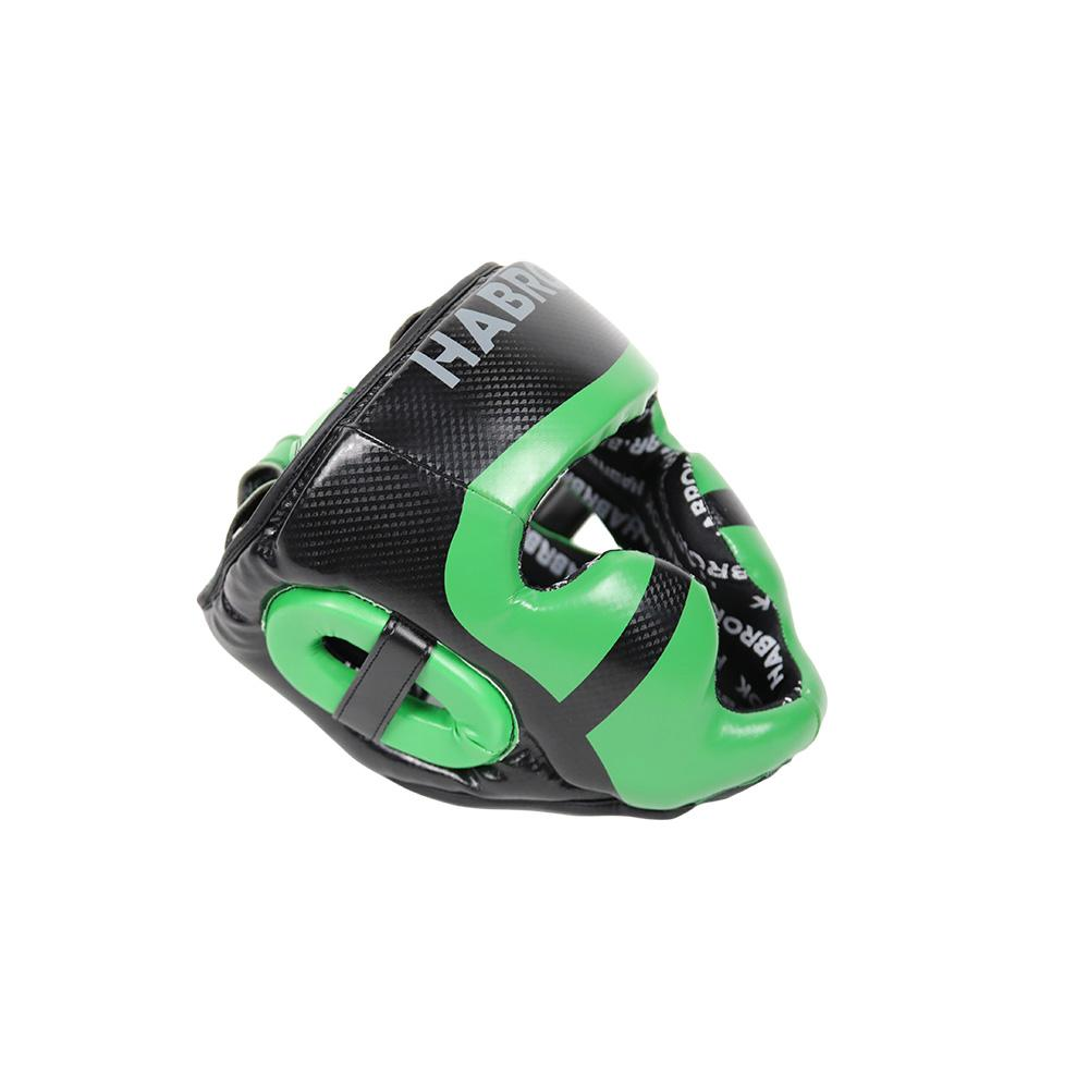 Habrok head guard L / Green XT 2.0 | Head Guard | Green | Habrok | MMA | Boxing | Muay Thai