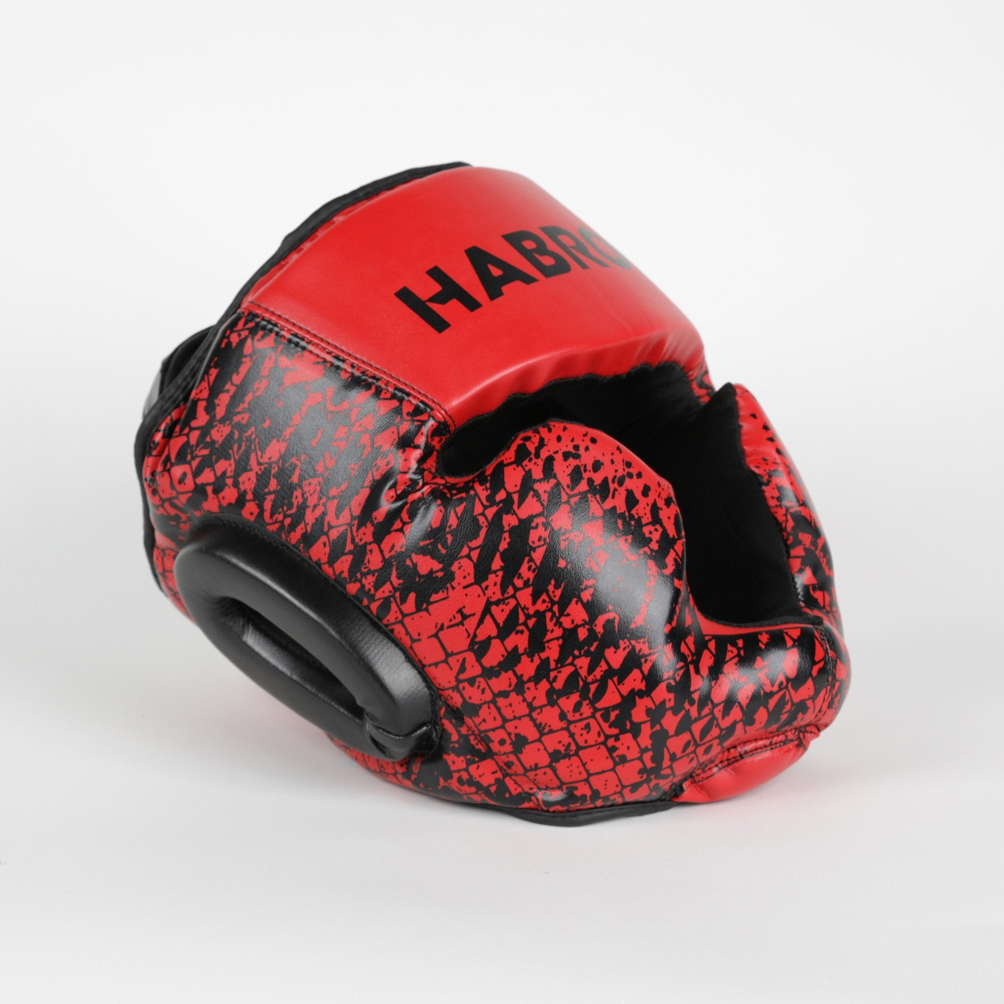 Habrok head guard RED X1 | Kids |  Head Guard | Red | Habrok | MMA | Boxing | Muay Thai