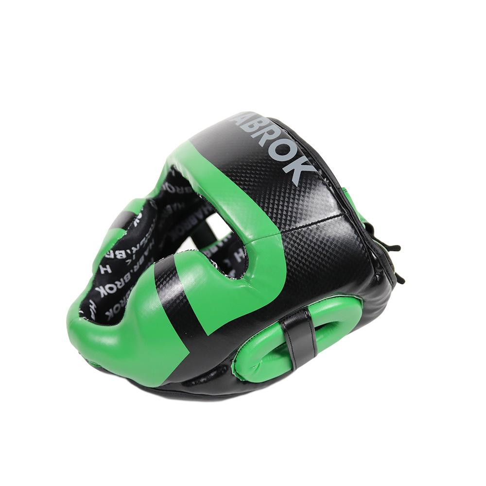 Habrok head guard XT 2.0 | Head Guard | Green | Habrok | MMA | Boxing | Muay Thai