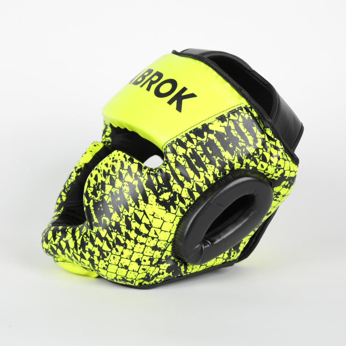 Habrok head guard YELLOW X1 | Kids |  Head Guard | Yellow | Habrok | MMA | Boxing | Muay Thai