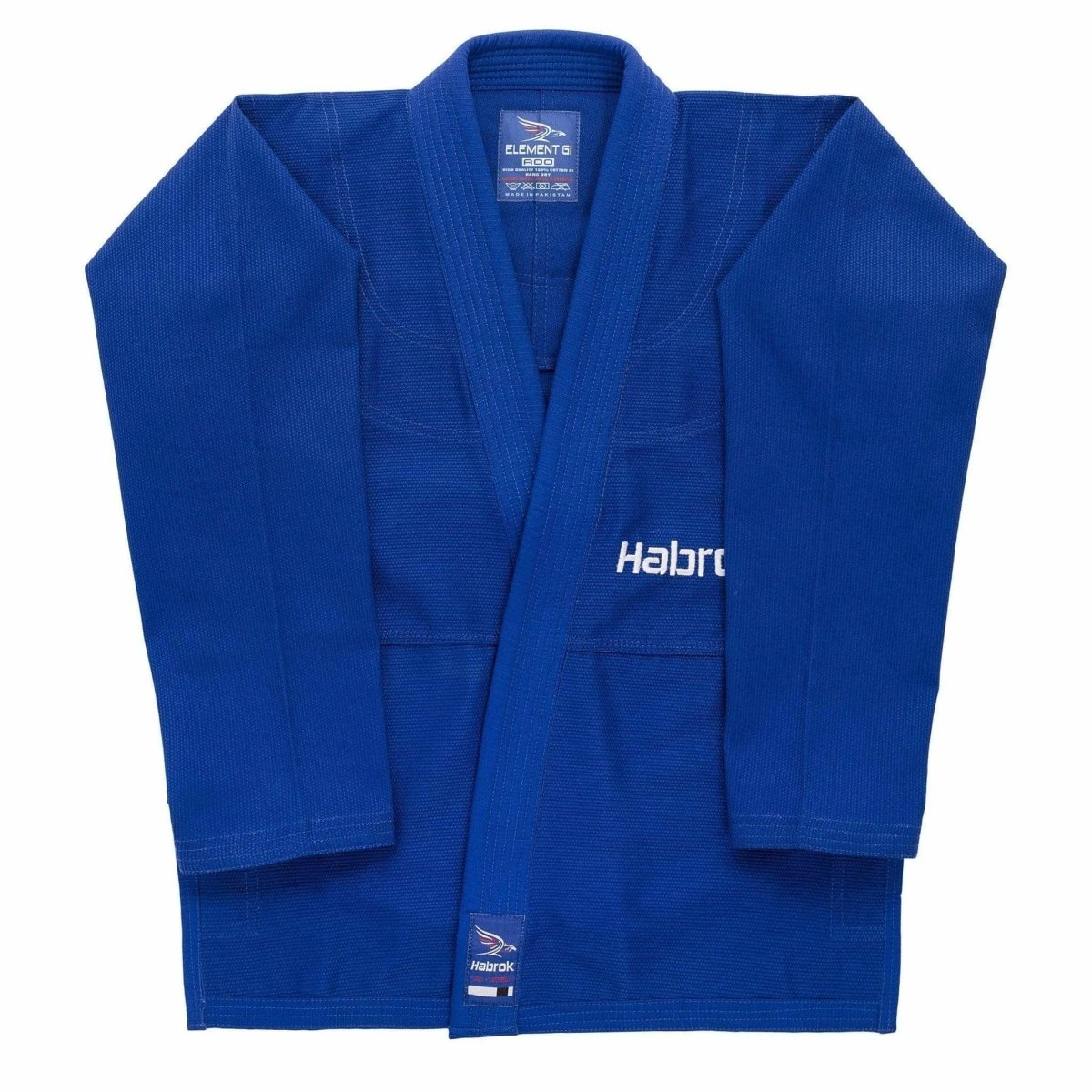 Habrok Jiu Jitsu Gi A00 / BLUE Element | BJJ Gi | Men | Ultra Light Weight | Jiu Jitsu GI Element | Jiu Jitsu Gi Men | Habrok | Ultra Light Weight
