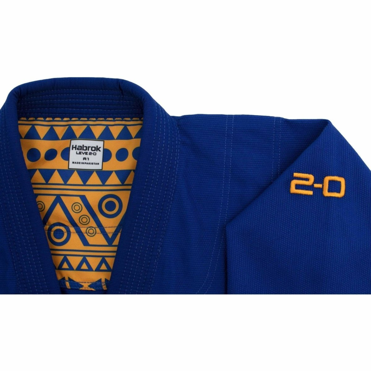 Habrok Jiu Jitsu Gi Leve 2.0 | BJJ GI Men | Premium Ultra Light Weight  | JIU JITSU