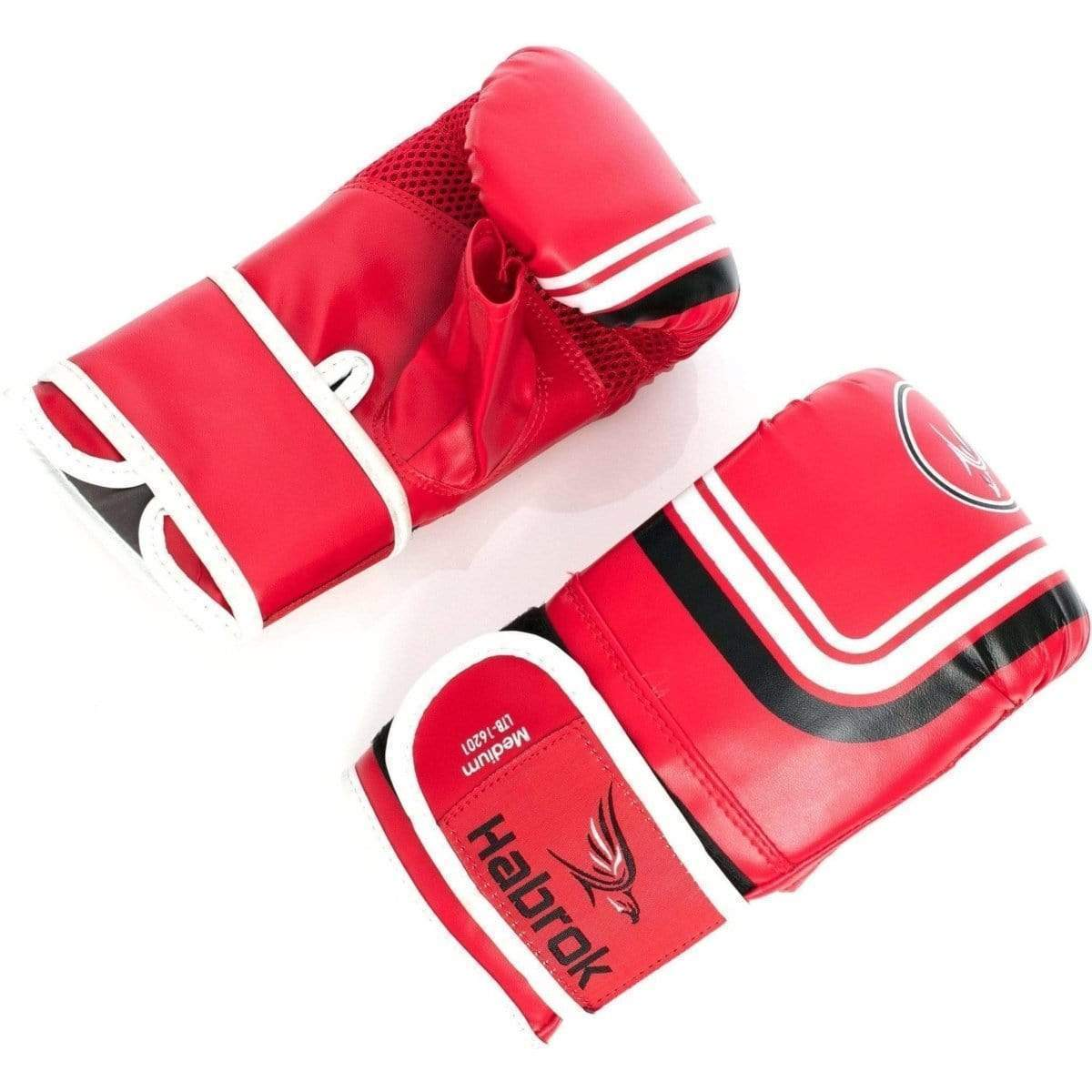 Habrok MMA GLOVES M / RED Pugnator | MMA Sparring Gloves