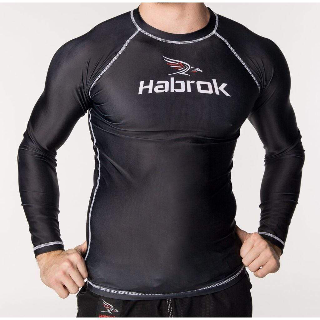 Habrok Rash Guard Performance Rash Guard | Men Performance Rash Guard | Habrok