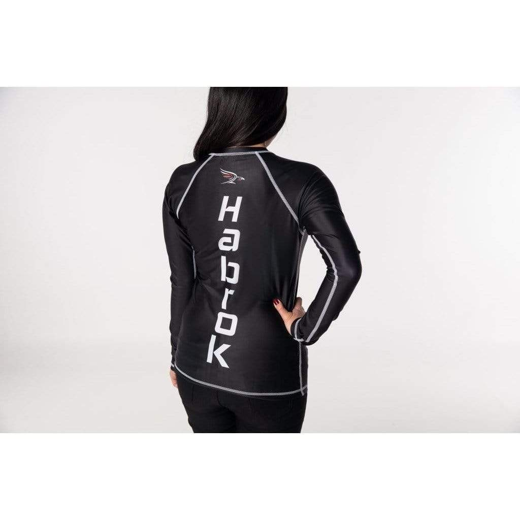 Habrok Rash Guard Performance Rash Guard | Women Performance Rash Guard | Women Atheletes | Habrok