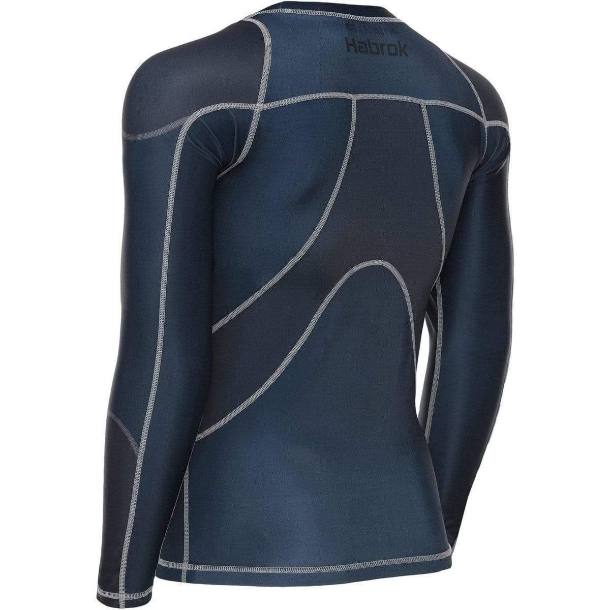 Habrok Rash Guard S / BLUE Pugnator | Rash Guard | Men Pugnator | Rash Guard | Habrok