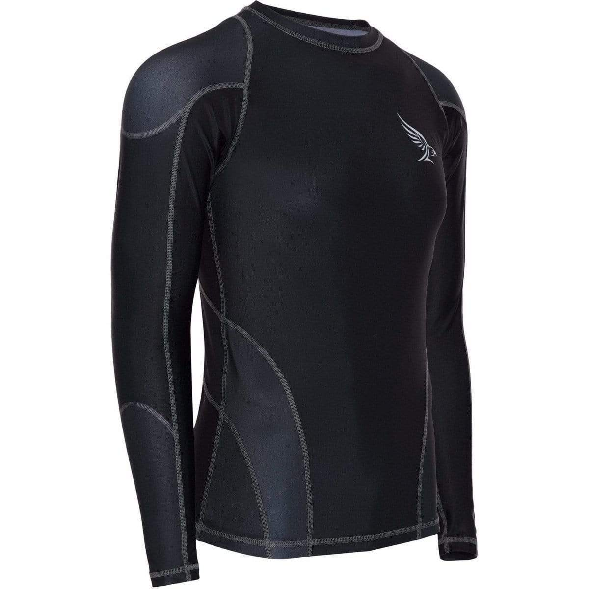 Habrok Rash Guard S / BLACK Pugnator | Rash Guard | Men Pugnator | Rash Guard | Habrok