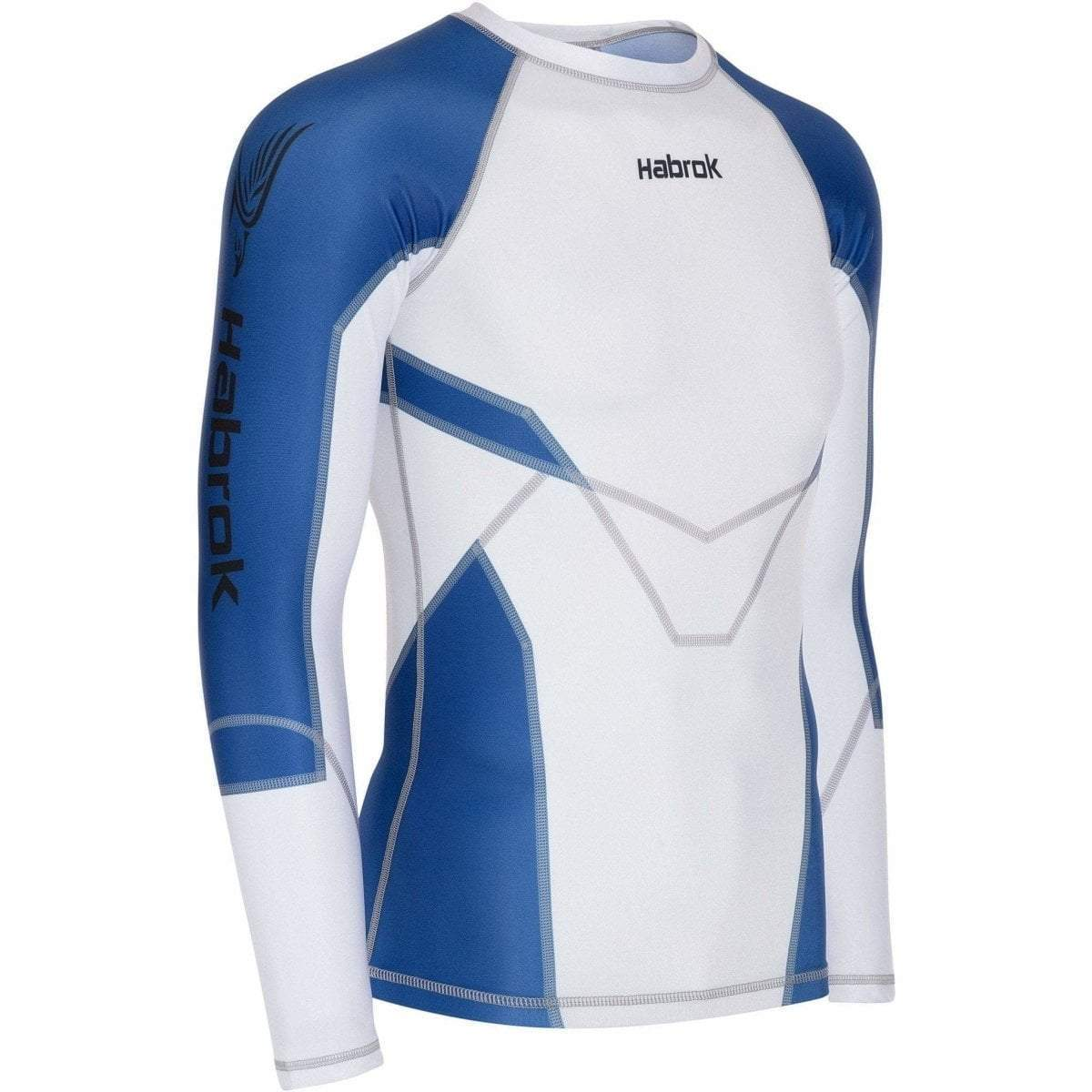 Habrok Rash Guard S / BLUE Transform 2.5 | Rash Guard | Men