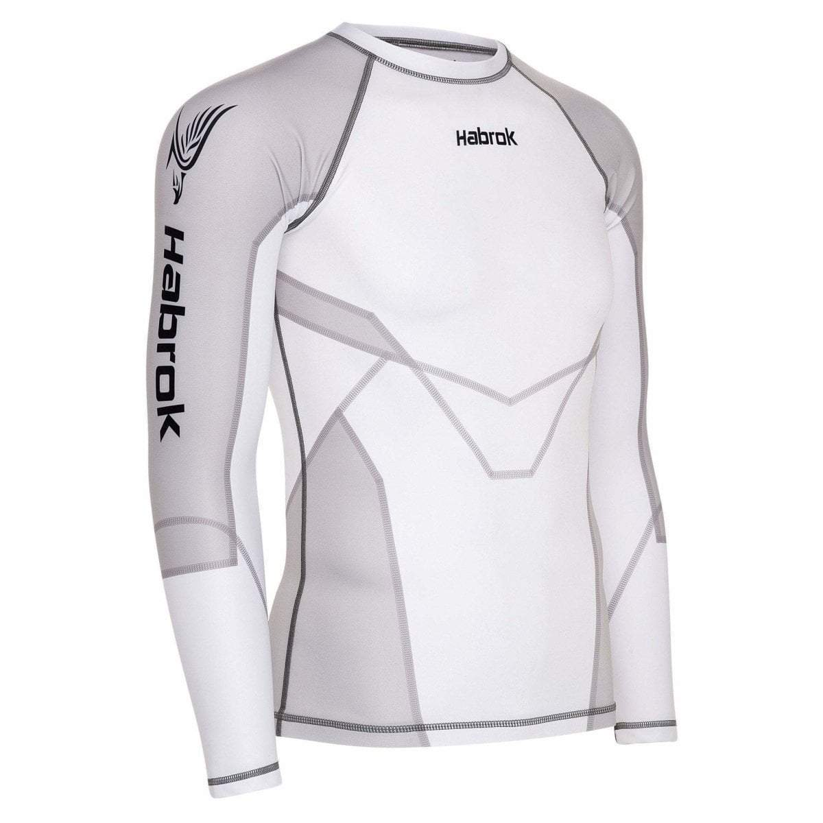 Habrok Rash Guard S / GREY Transform 2.5 | Rash Guard | Men