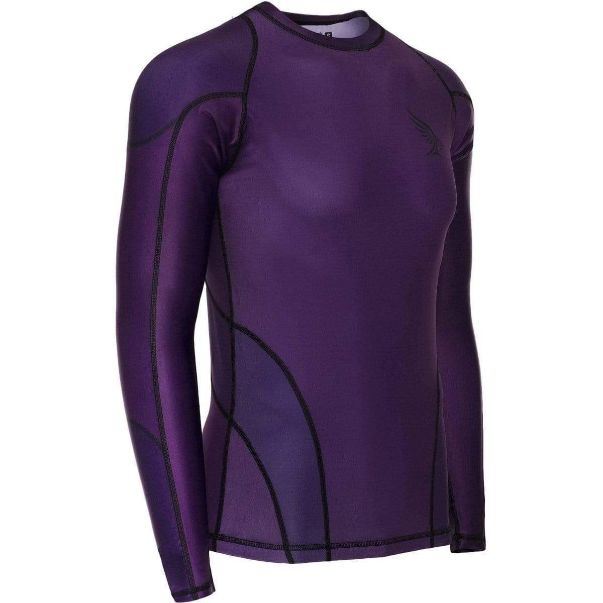 Habrok Rash Guard S / PURPLE Pugnator | Rash Guard | Men Pugnator | Rash Guard | Habrok