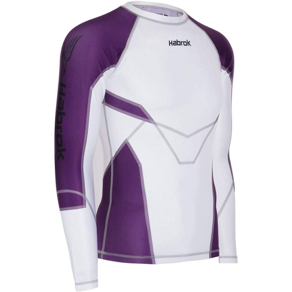 Habrok Rash Guard S / PURPLE Transform 2.5 | Rash Guard | Men