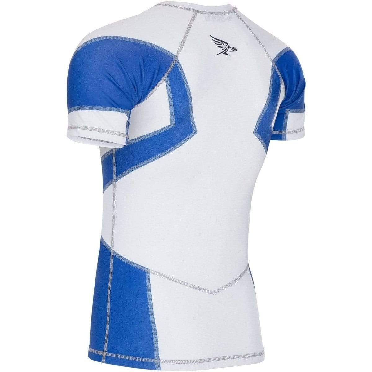 Habrok Rash Guard Transform 2.0 | Ranked Rash Guard Men | Half Sleeve | Men
