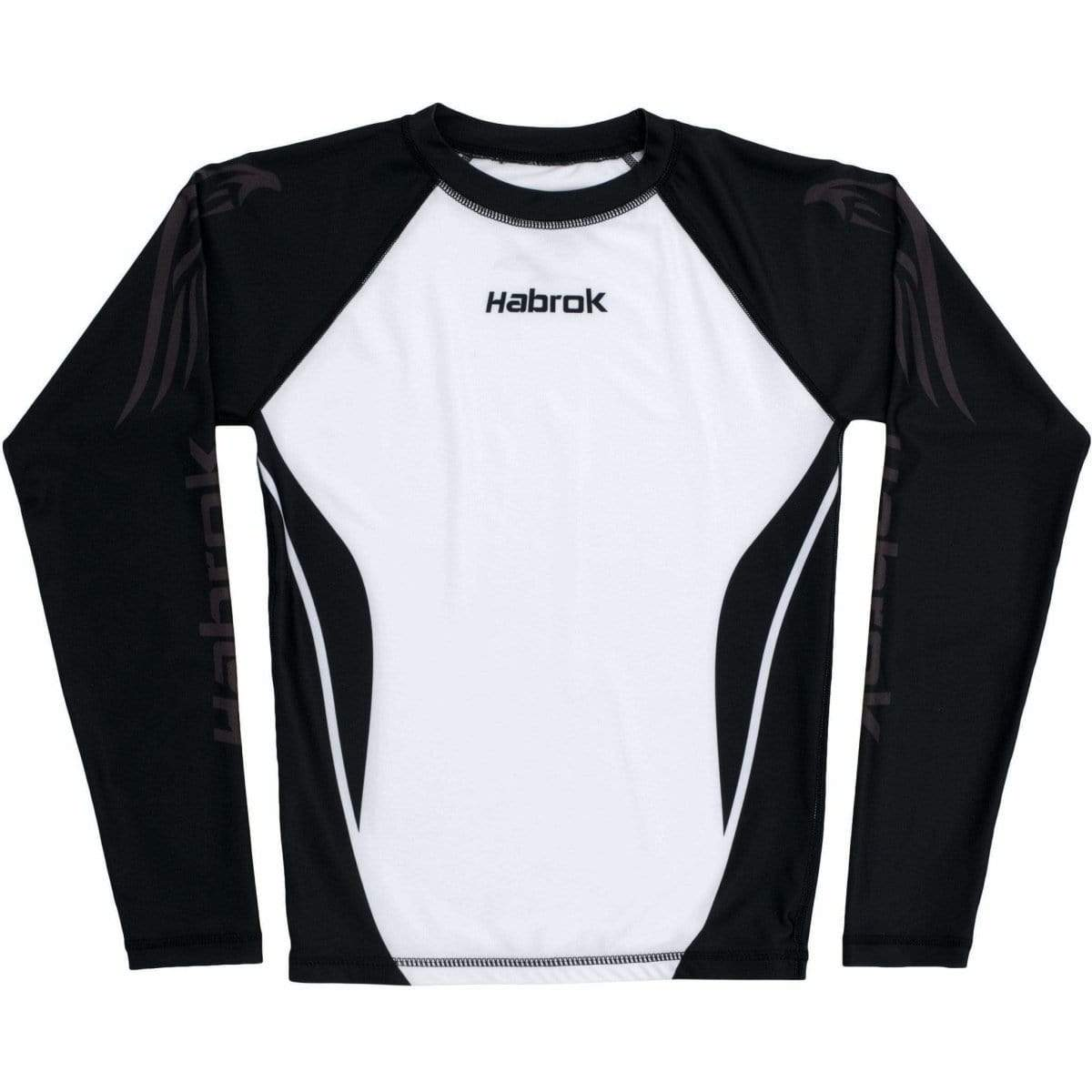 Habrok Rash Guard XS / Black Performance Rash Guard - Youth Habrok - Performance Rash Guard - Youth
