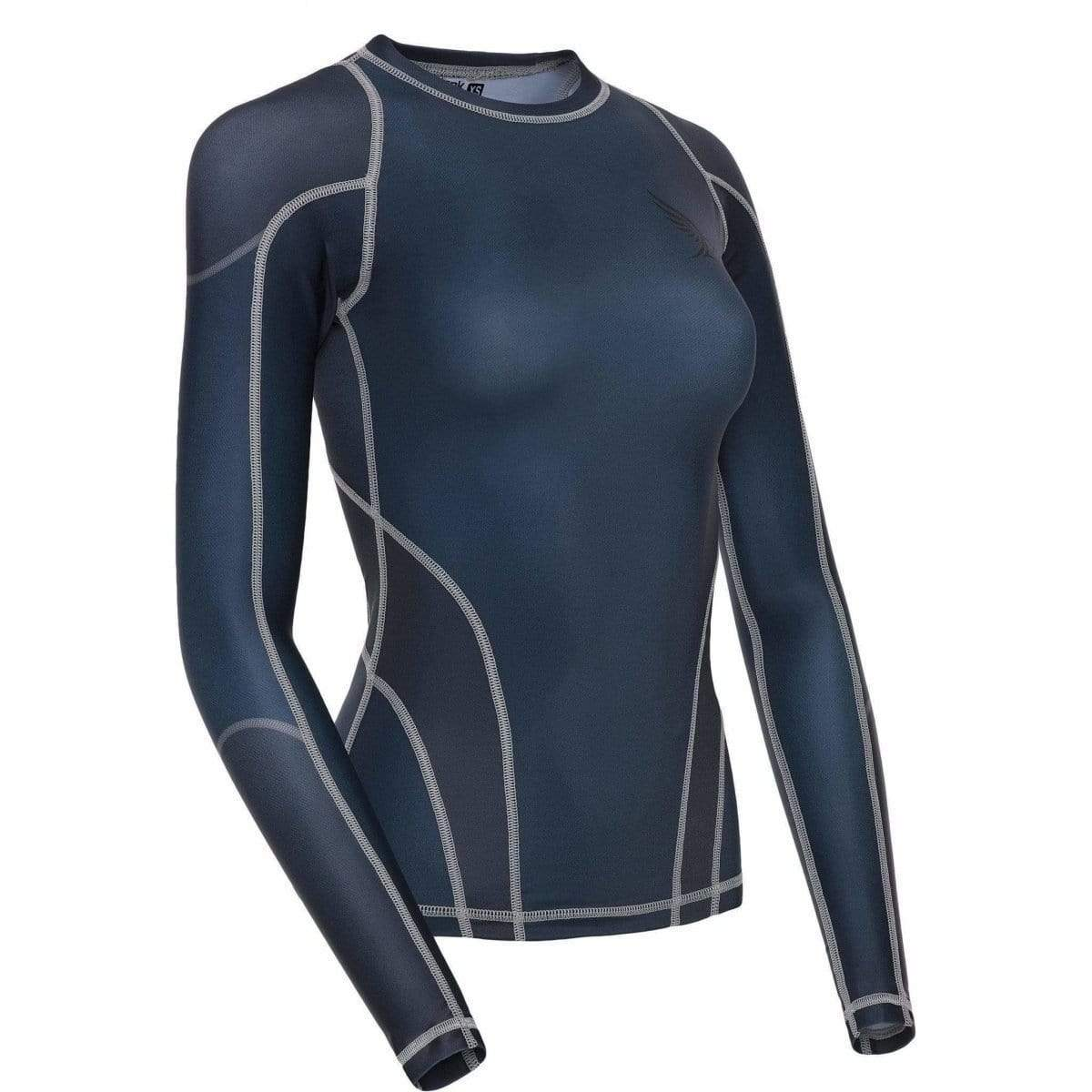 Habrok Rash Guard XS / BLUE Pugnator | Rash Guard | Full Sleeve | Women
