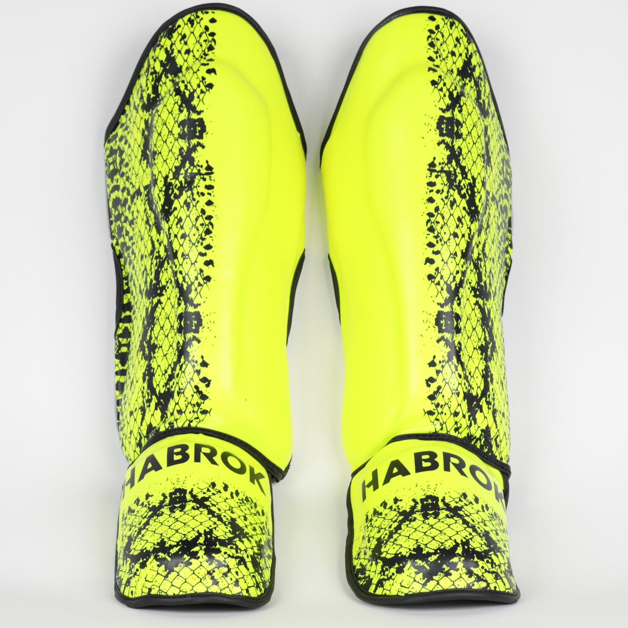Habrok Shin Guard S / YELLOW X1 | Shin Guard | Habrok | MMA | Boxing | Muay Thai | YELLOW