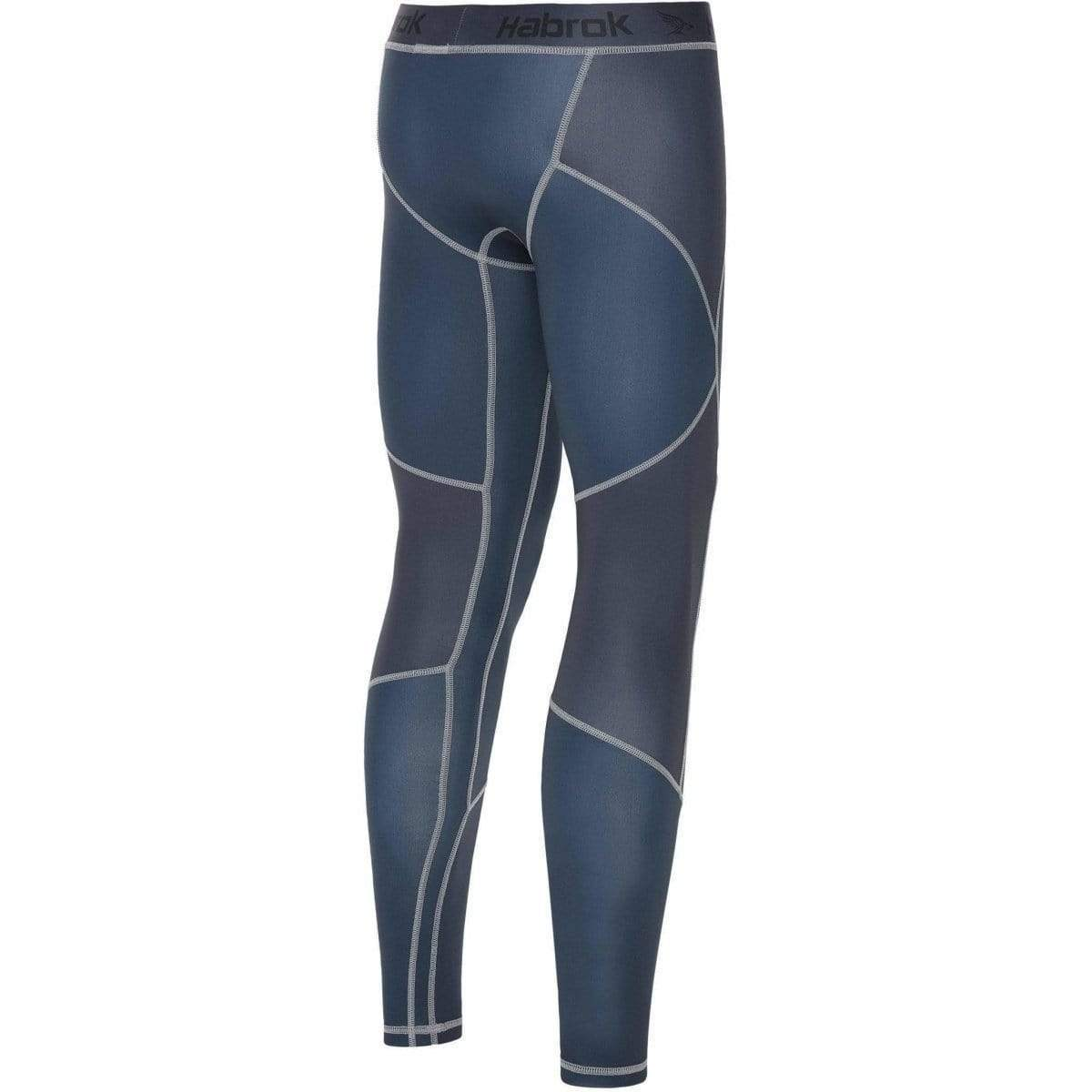 Habrok Spats S / BLUE Pugnator | Compression Pants | Men