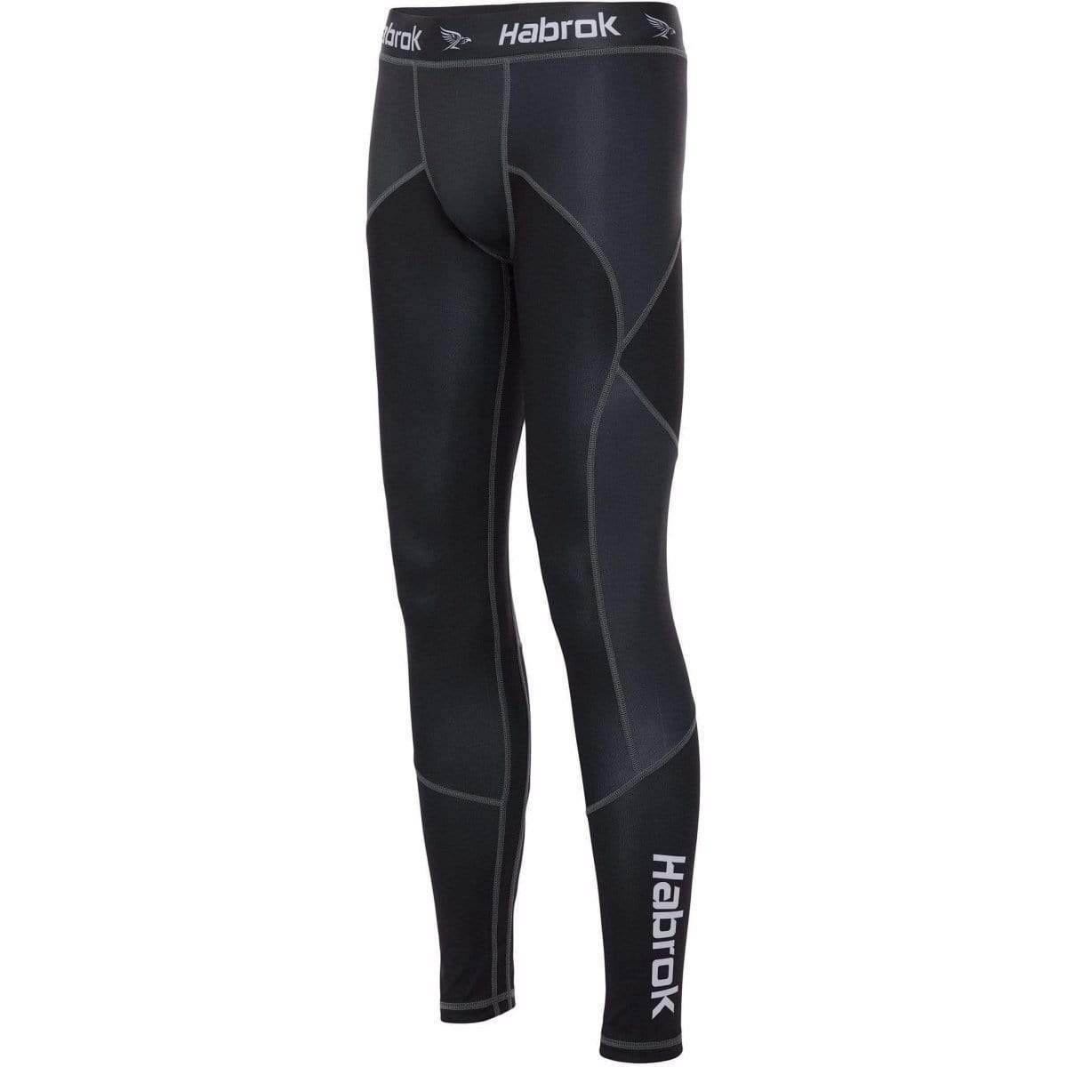 Habrok Spats S / BLACK Pugnator | Compression Pants | Men