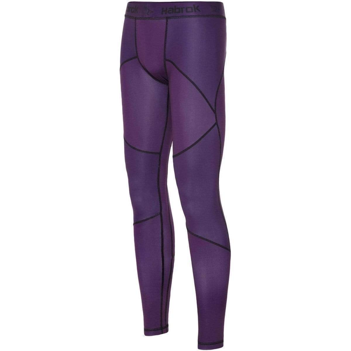 Habrok Spats S / PURPLE Pugnator | Compression Pants | Men
