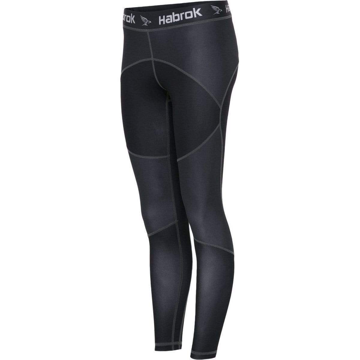 Habrok Spats XS / BLACK Pugnator | Compression Pants | Women