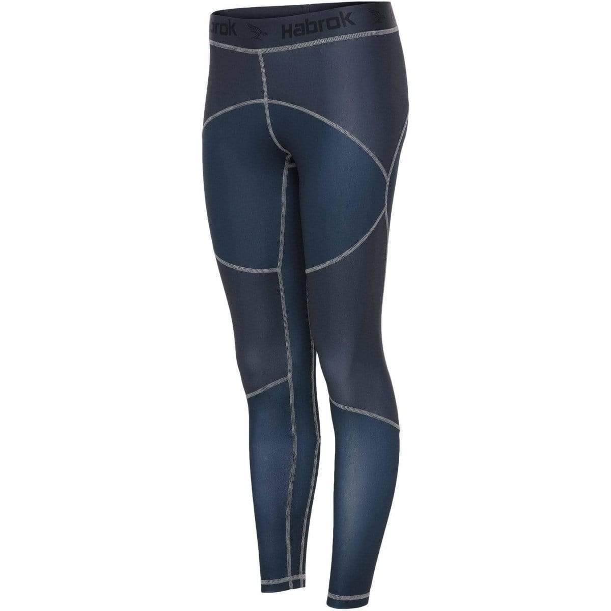 Habrok Spats XS / BLUE Pugnator | Compression Pants | Women