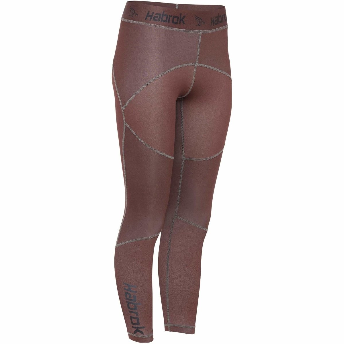 Habrok Spats XS / BROWN Pugnator | Compression Pants | Women | Brown