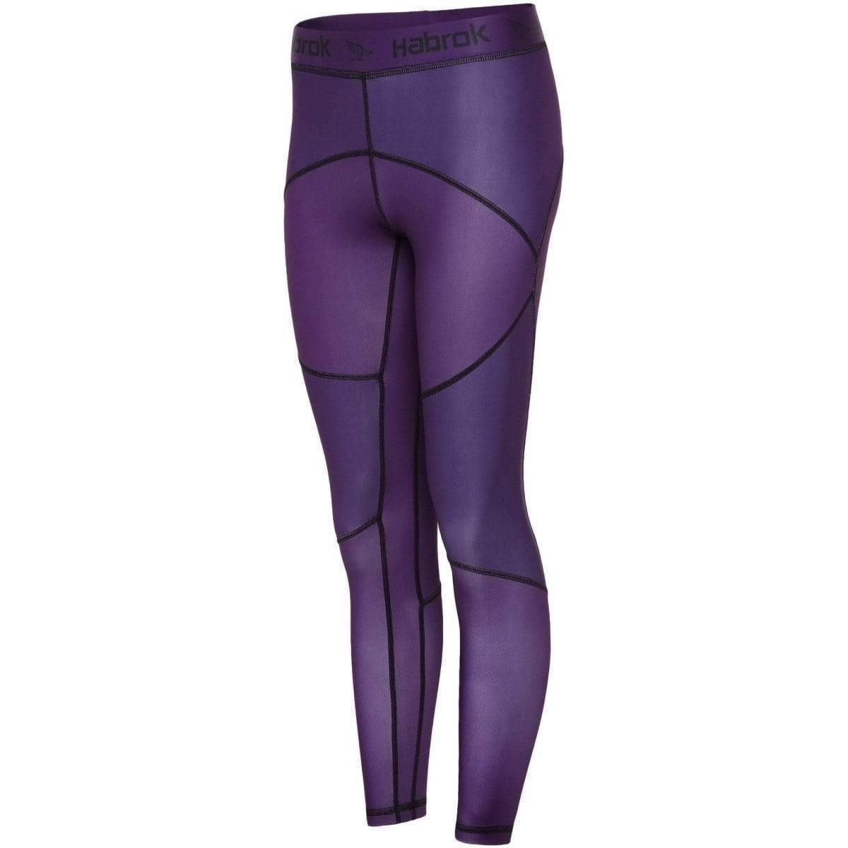 Habrok Spats XS / PURPLE Pugnator | Compression Pants | Women