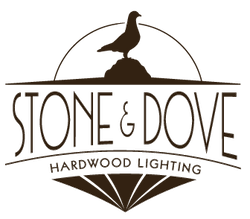Stone and Dove Hardwood Lighting