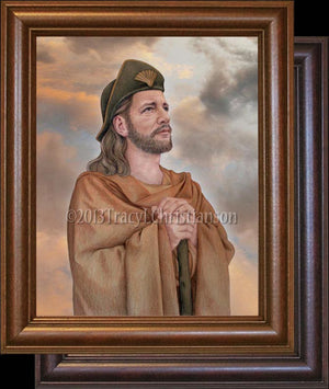 St. James the Greater Framed