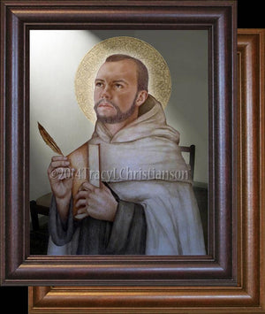 St. John of the Cross Framed
