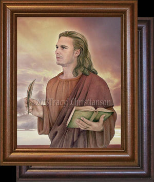 St. John the Evangelist Framed