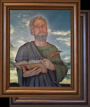St. Matthew the Apostle Framed