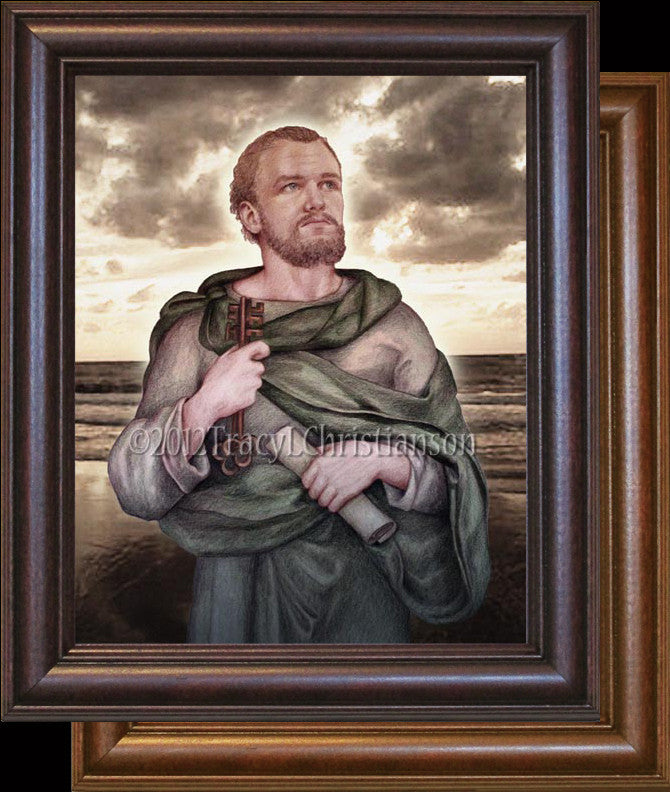 St. Peter the Apostle Framed